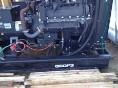 (3) Natural Gas 60KW Gensets