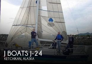 1981 J Boats J-24