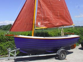 Character Boats - Lytham Pilot  - Trailer/Trolley