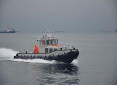 Used 11mt. 12 Pax Crew Workboat (2009)
