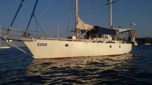 17m Steel Ketch