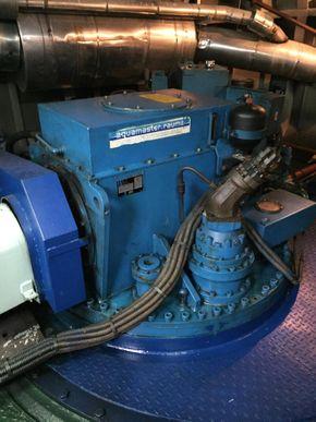 Aquamaster Azimuth Drive #1