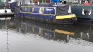 Bernicia 30ft Cruiser Stern built 1991 by Liverpool Boats