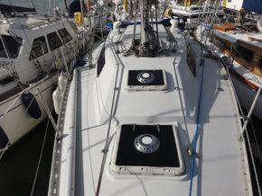 Forward Deck Hatches