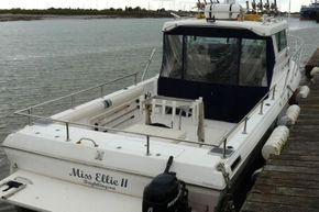 Sportcraft 302 - fishing boat - open cockpit
