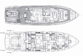 Carine Yachts  - Luxury Yacht Brokerage | SANLORENZO SX76 2019 | Photo 24