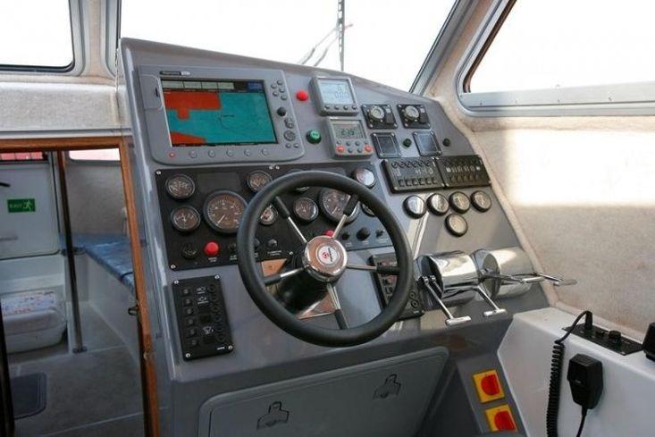 Parker 1600 Interceptor