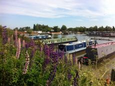 MOORING AVAILABLE ON COVENTRY CANAL