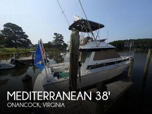 1993 Mediterranean 38'