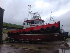Twin Screw Delta Tug 15.75, tug  workboat  pilot boat