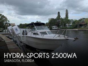 1983 Hydra-Sports 2500WA