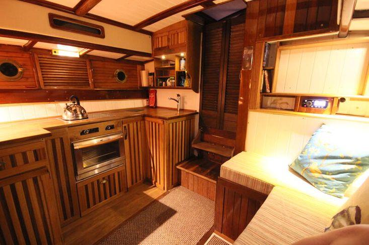 39ft Classic Motor Boat - Lady Christina