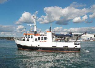 Survey Vessel - Twin Screw Steel Hull