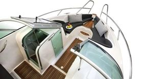 Bow view and good sized storage