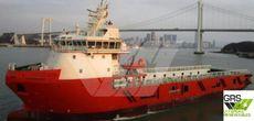 RESALE // 78m / DP 2 Platform Supply Vessel for Sale / #1084478
