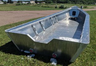 2020 21' x 8' Aluminum Dory/Work Boat - New Build