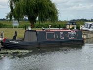 40' Tug Narrow Boat 'City of Eustis SOLD
