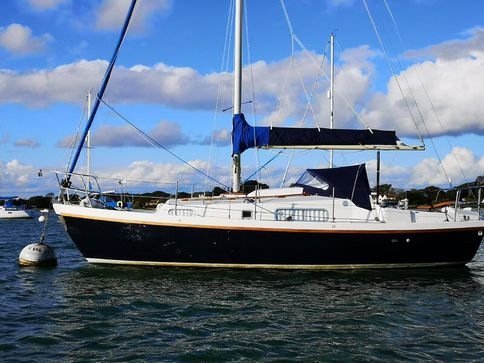 Macwester 27 Yacht as an alternative to a Westerly Griffon or Centaur