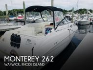 2001 Monterey 262