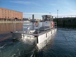 Trash Skimmer & Debris Recovery Boat