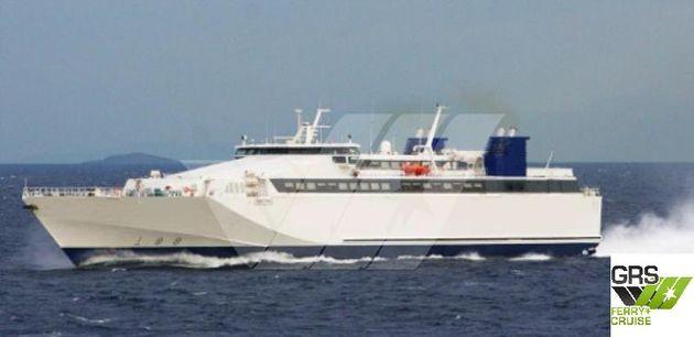 100m / 800 pax Passenger / RoRo Ship for Sale / #1056585