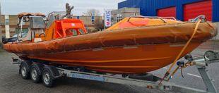 Norsafe 750 FRC Rescue boat