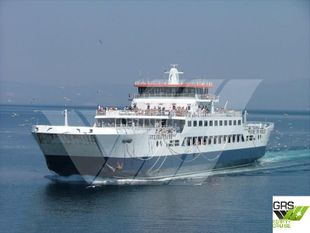 98m Passenger / RoRo Ship for Sale / #1036417