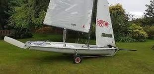 WANTED L3000 Sails and Spares