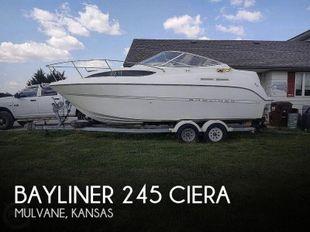 2003 Bayliner 245 Ciera
