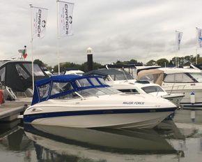 Ebbtide 2300 Mystique Racecourse Marina Tingdene Boat Sales