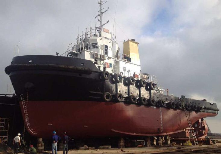 3600hp Tug 2014 (never used)