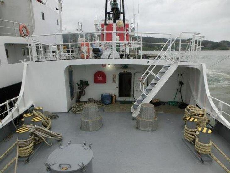 57mtr Patrol Vessel
