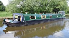 Stunning 58' Semi Trad 2008 Severn Boats