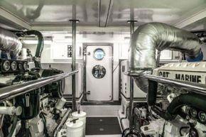 Engine Room Aft