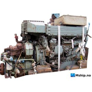Mitsubishi S6B3 MPTK