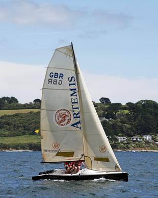 Artemis 20 Keelboat