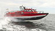 Combat boat 90 CB90. Eggegrund.