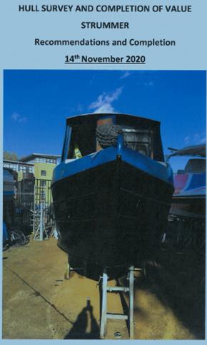 Strummer - Dry Dock
