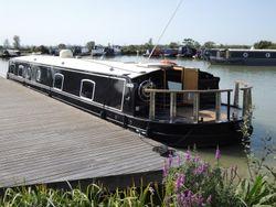 60ft x 12ft Aqualine Richmond 2013 High Spec Wheel Steering