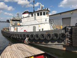1956/1975 110′ x 30.2′ 3300 hp Twin Screw Tug
