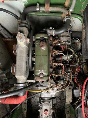 BMC 1500 engine