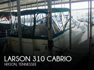 1995 Larson 310 Cabrio