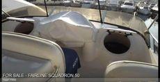 1995 Fairline Squadron 50
