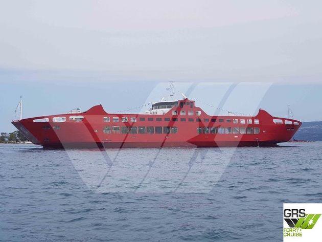 108m / 1.500 pax Passenger / RoRo Ship for Sale / #1096286