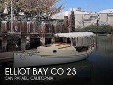 2004 Elliot Bay Co 23 Cabin Launch