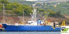 47m / 9knts Survey Vessel for Sale / #1016415
