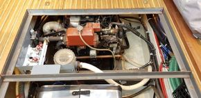 Engine, Generator compartment