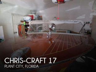 1961 Chris-Craft 17