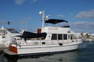 2007 Grand Banks 47 Heritage CL