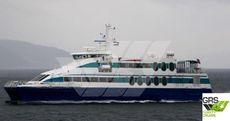 38m / 276 pax Passenger Ship for Sale / #1061975